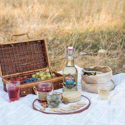 Cider Picnic DIY